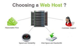 Characteristics of Good Web Host