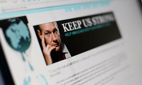 wikileaks mirror sites