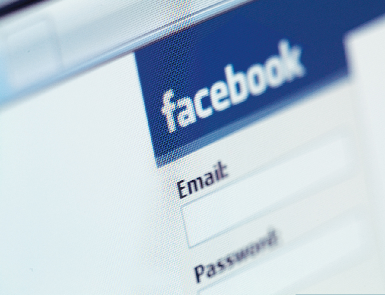 problems with facebook on chrome browser