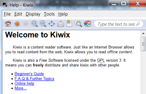 How to Download Wikipedia for Offline Use