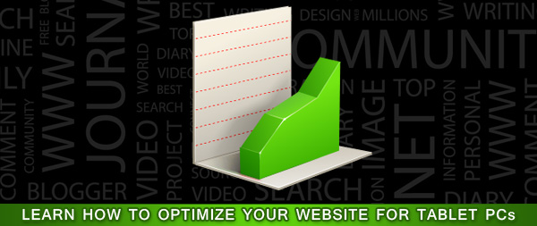 Optimizing Your Website For Tablets
