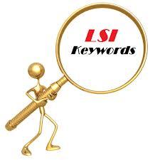Keyword vs lSI