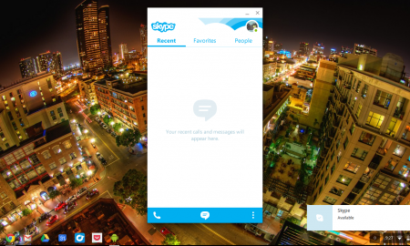 Skype Android App