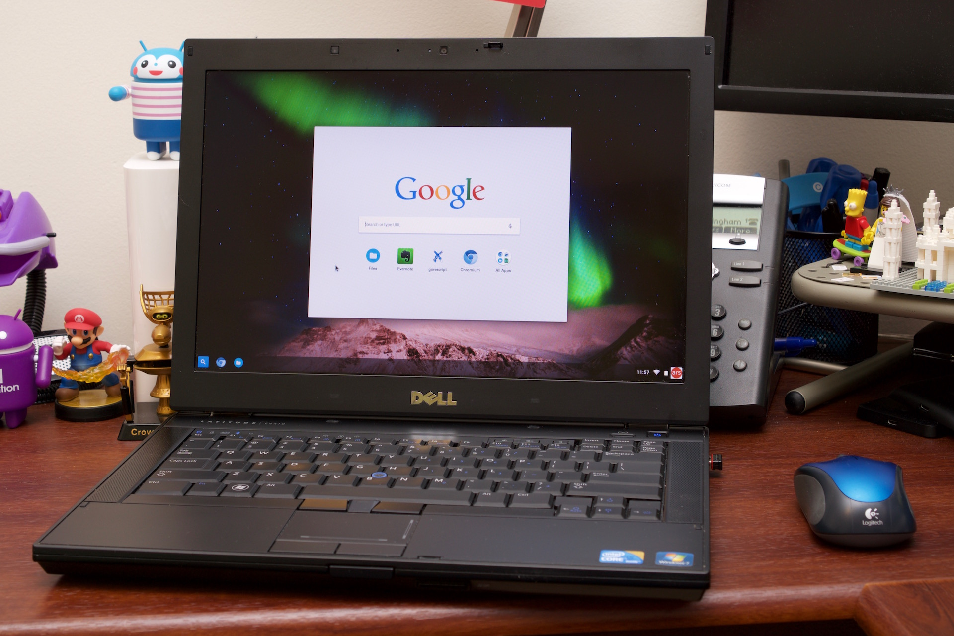 Old laptop to Chromebook