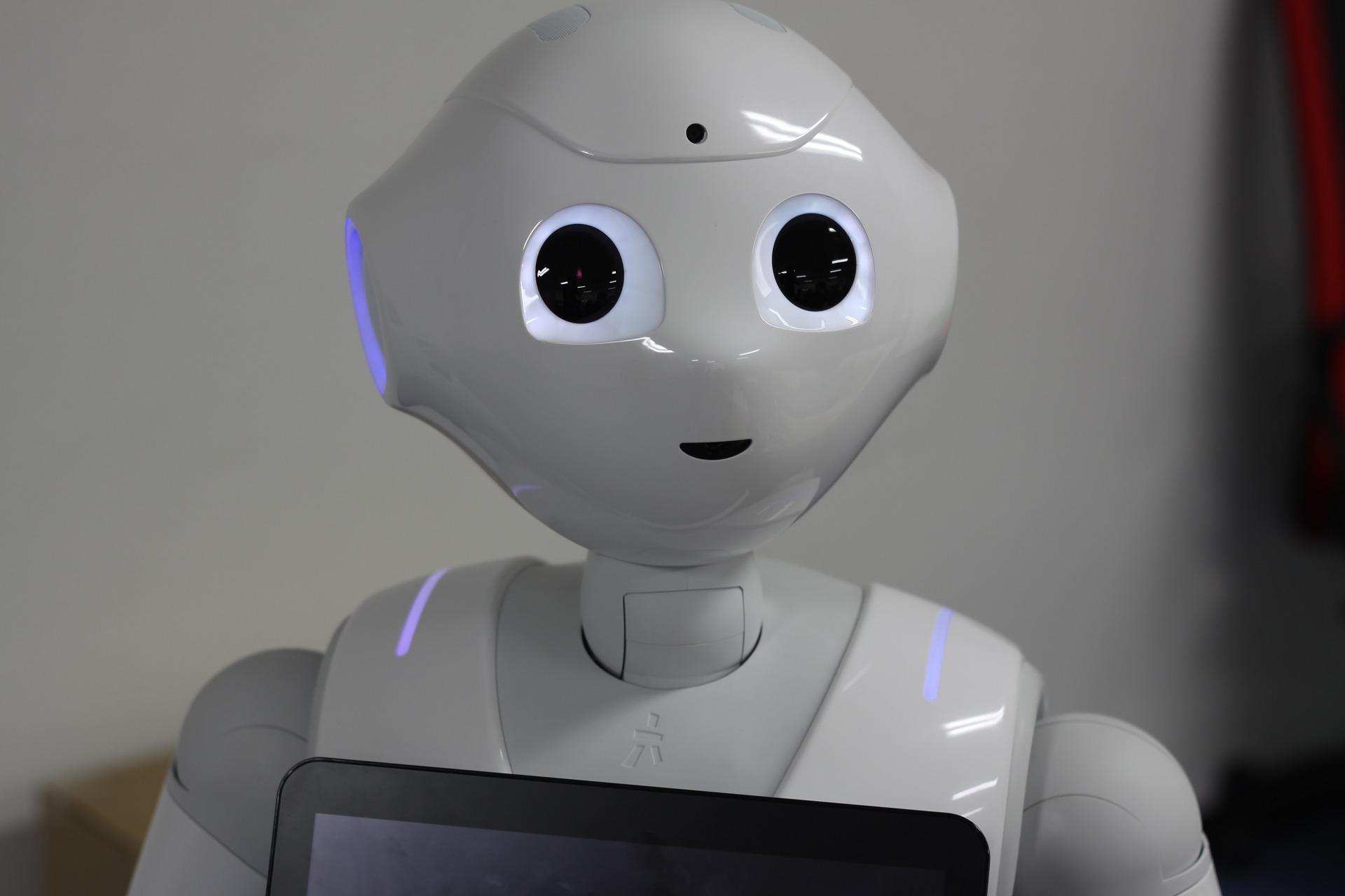 Boston Dynamics softbank pepper robot