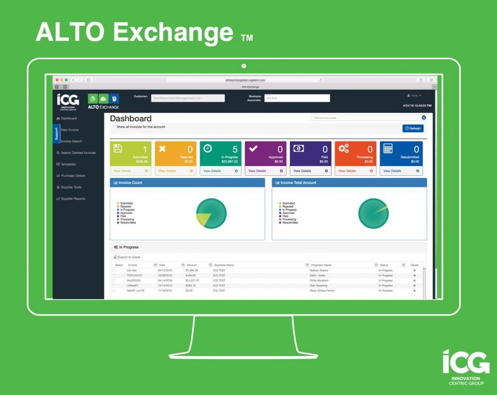 ALTO Exchange