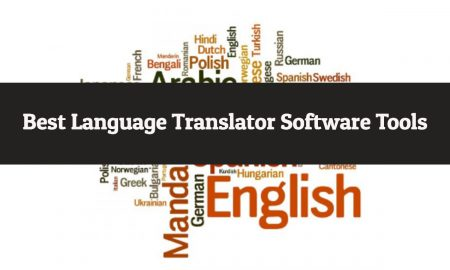 Best Language Translator Software Tools