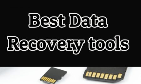 Best Data Recovery tools