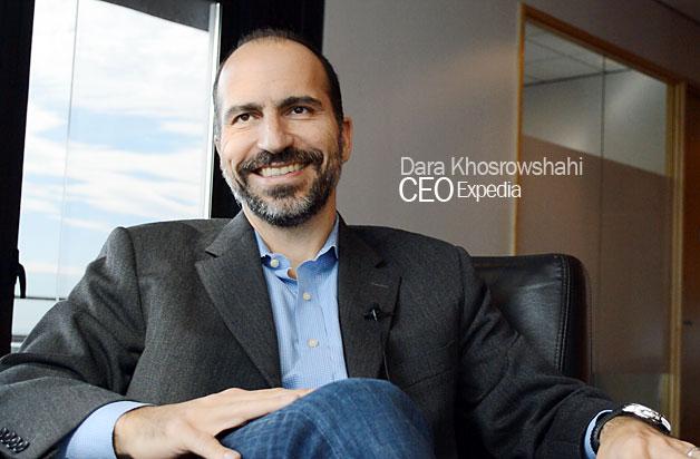 Expedia CEO