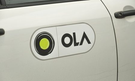 Ola's official logo
