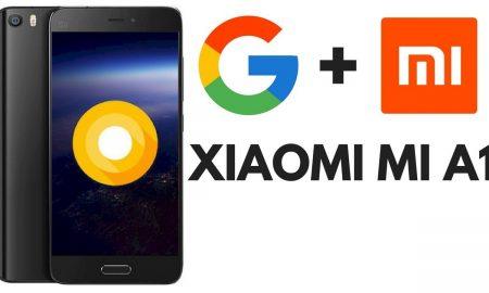 Google-Xiaomi