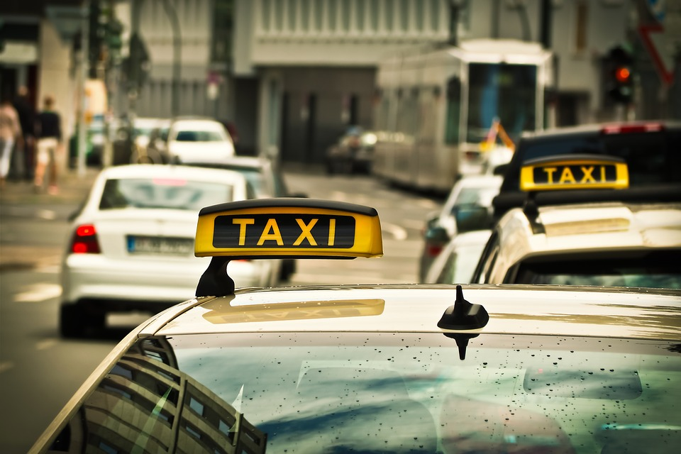 Ride hailing cabs