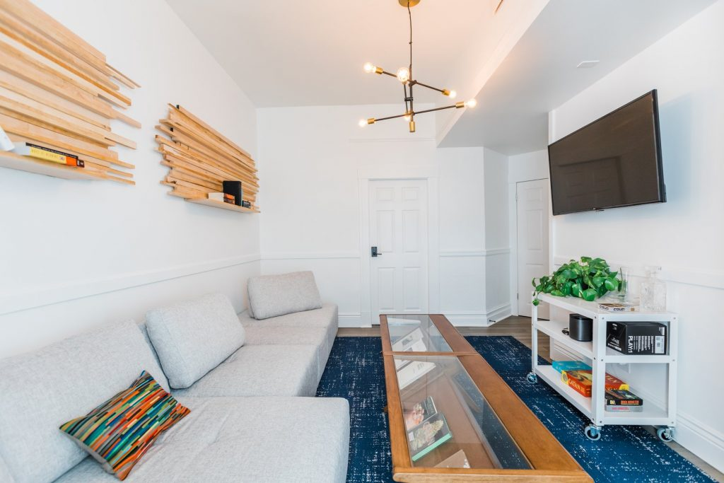 Starcity co-living drawing room