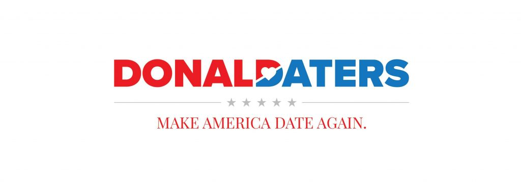 Donald Daters Banner