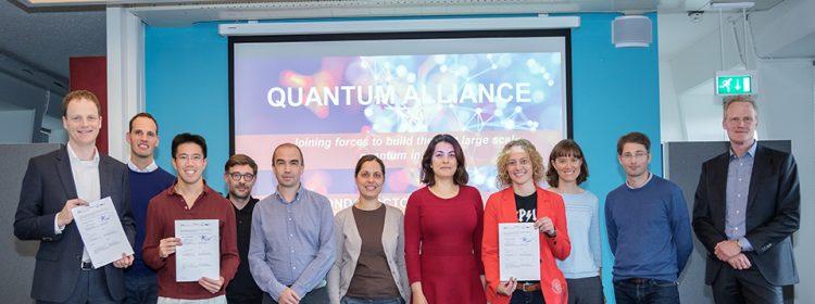 QuTech Team for Quantum Alliance
