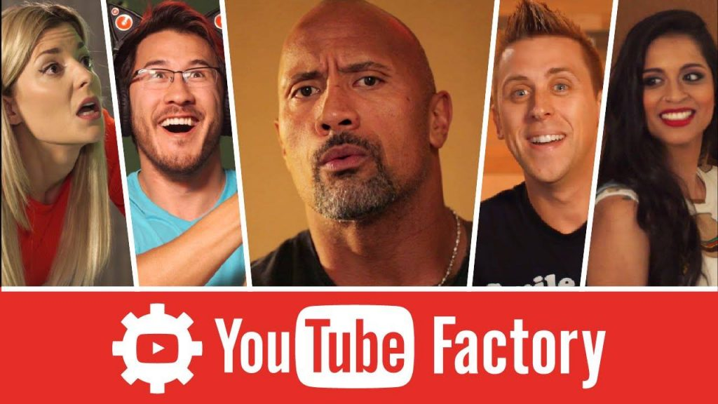 YouTube Factory