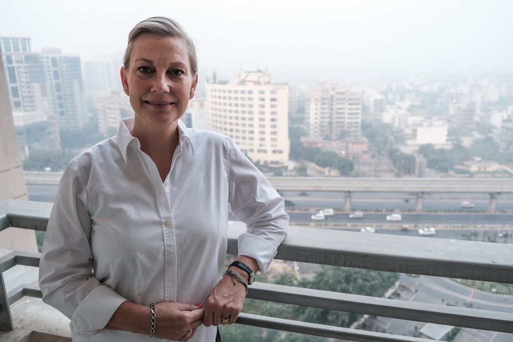 Helene Davidsson, Sustainability Manager South Asia at IKEA...