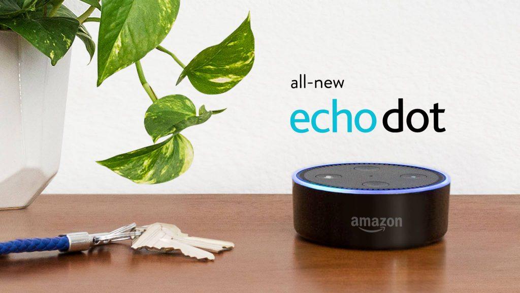 Echo Dot Banner
