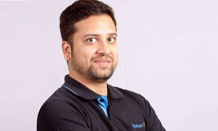 Flipkart's former Group CEO Binny Bansal