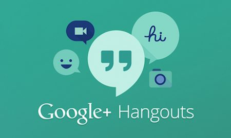 logo of Google Hangout services