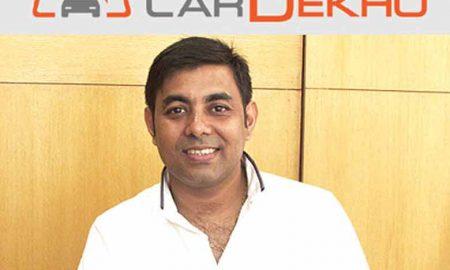 Amit Jain, CEO and Co-Founder of GirnarSoft - parent company of CarDekho.