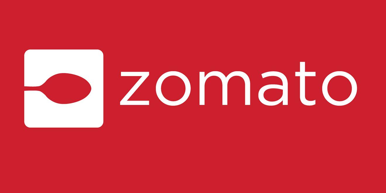 Official logo of Zomato