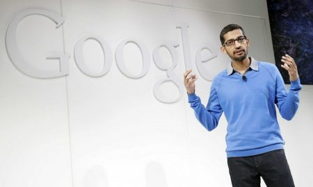 Photo of Google CEO Sundar Pichai