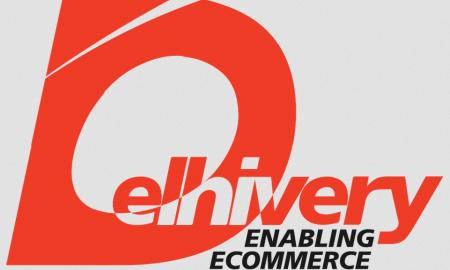 logo of Delhivery