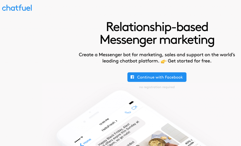 Chatfuel AI Chatbot to Boost Your Customer Support