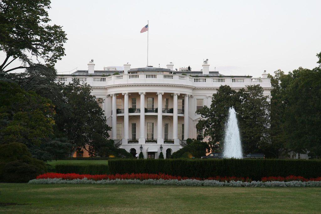 The White House Data Breach
