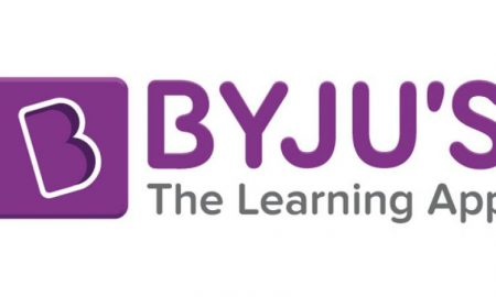 Official logo of BYJU's