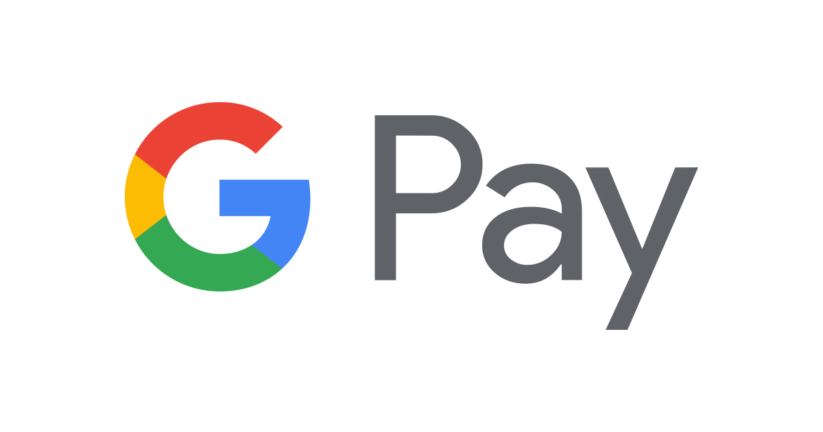 Official Logo of Google Pay