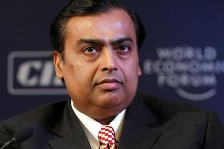 Photo of Mukesh Ambani