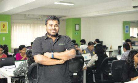 Thirukumaran Nagarajan, chief executive and co-founder, Ninjacart