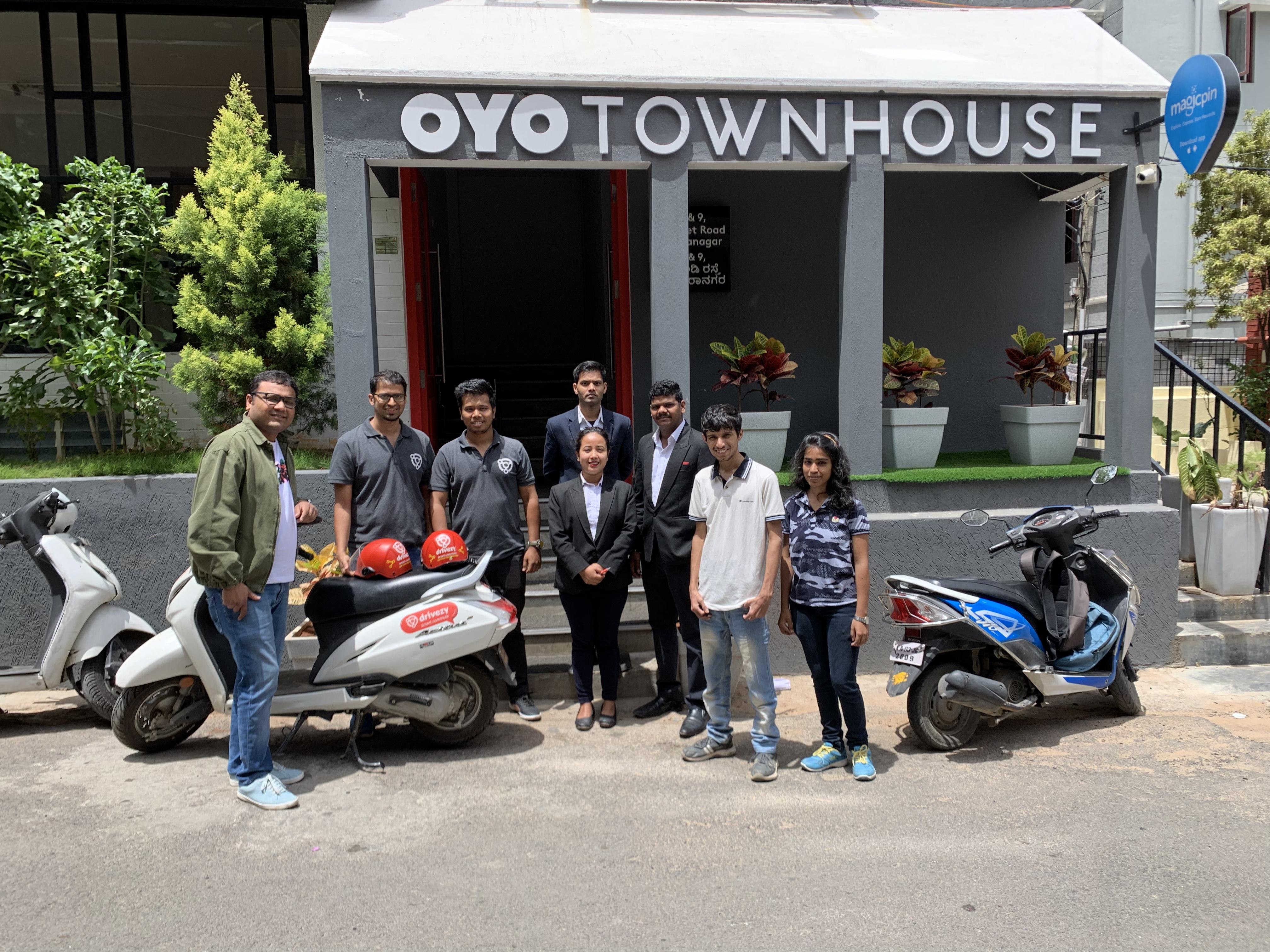 Drivezy-strikes-partnership-with-Oyo-