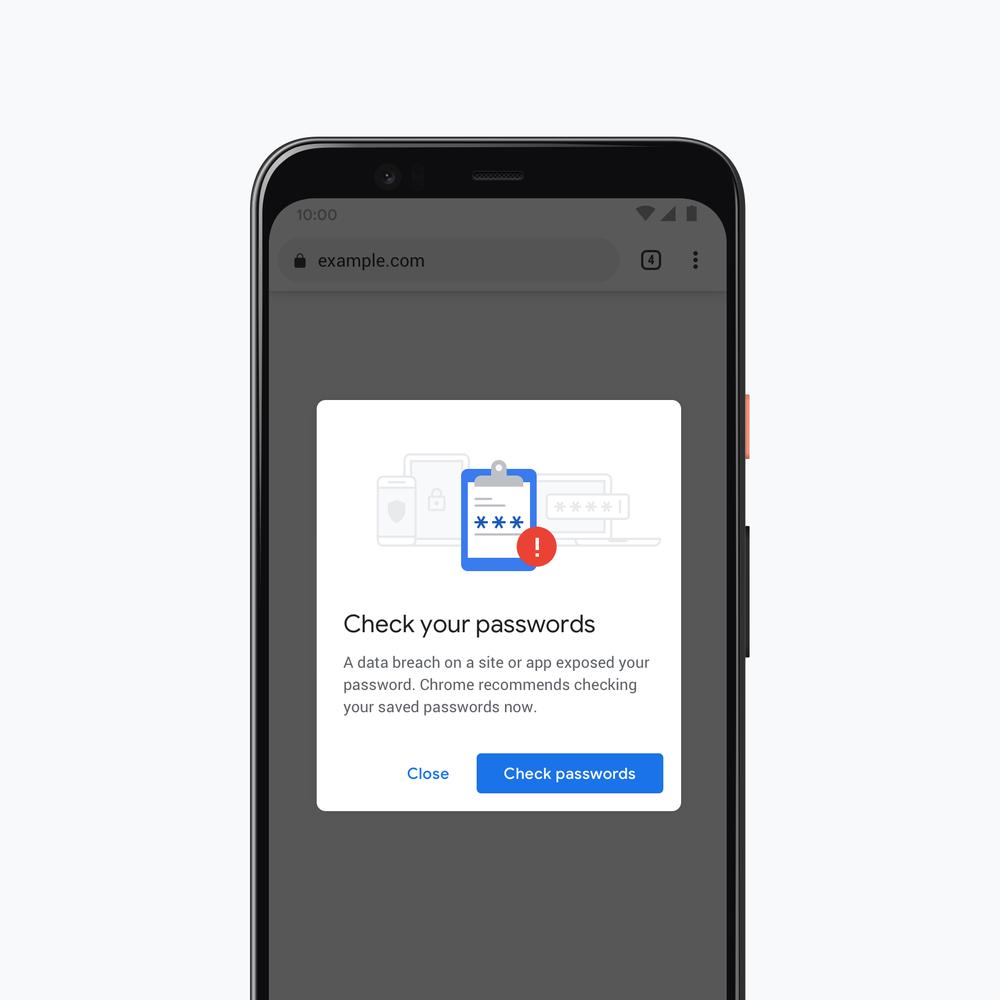 Chrome-password-detection-feature